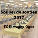 Réservez la date du 24 février 2017 pour le traditionnel souper de soutien du FC Farvagny-Ogoz.